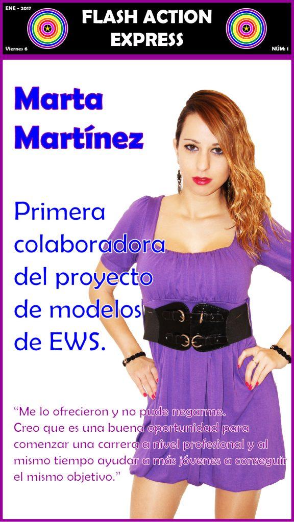 NÚMERO 01 - MARTA MARTÍNEZ