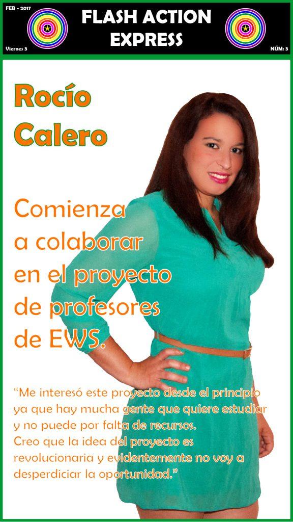 NÚMERO 03 - ROCÍO CALERO