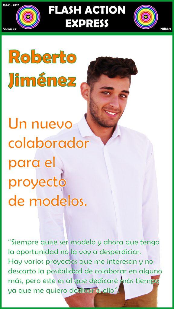 NÚMERO 09 - ROBERTO JIMÉNEZ